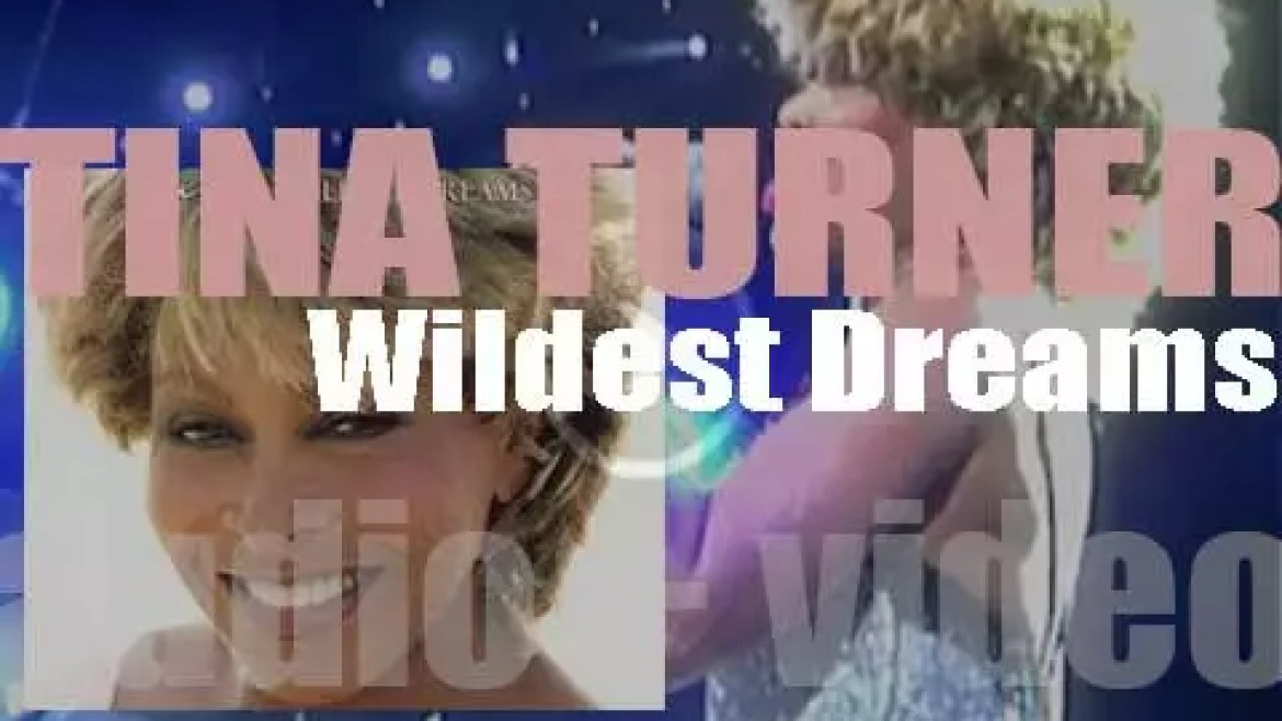 Tina Turner releases her ninth solo album : 'Wildest Dreams' featuring 'GoldenEye' (1996)