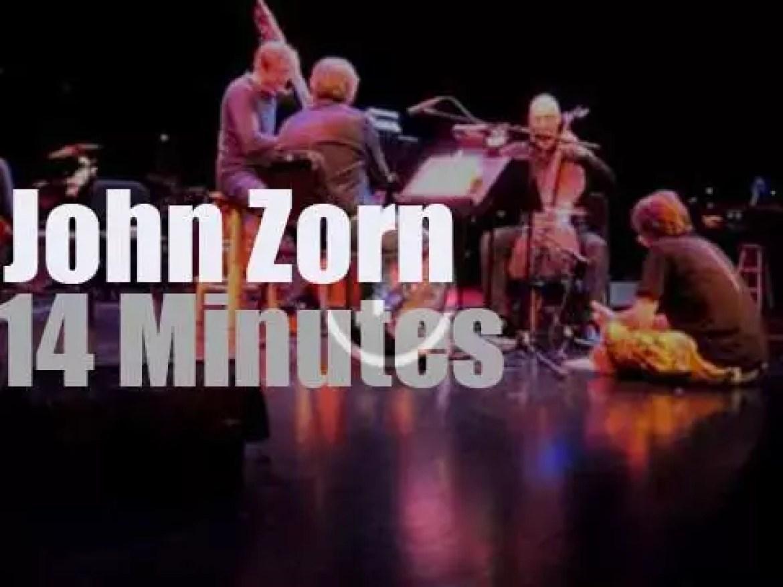John Zorn celebrates his 60th birthday in Minneapolis (2013)