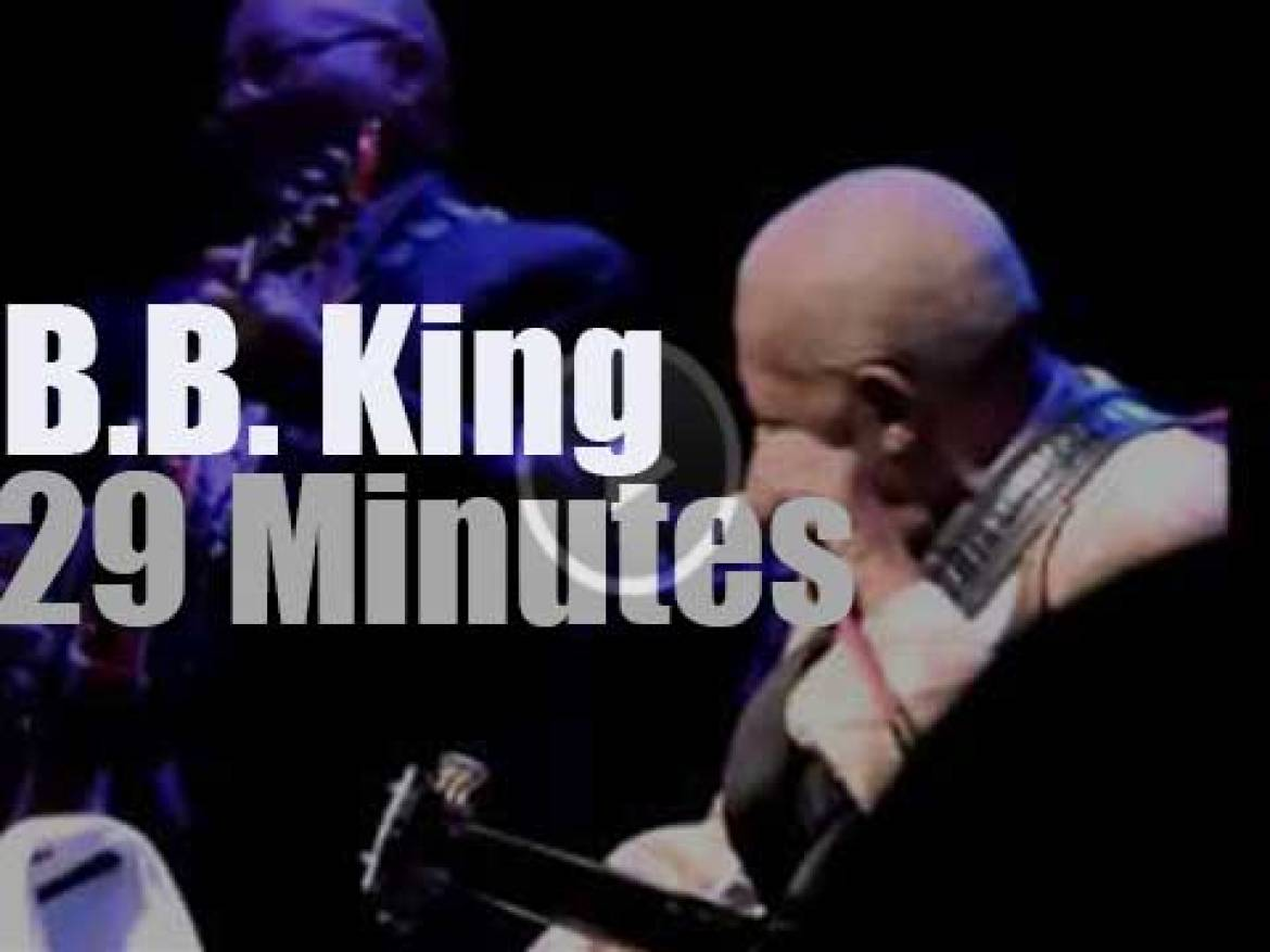 Forever young B.B. King is St. Louis (2014)