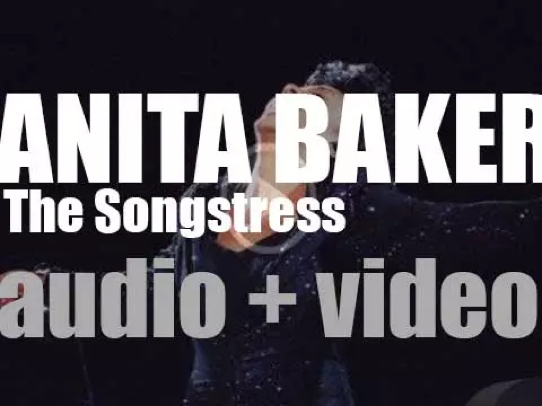 Anita Baker releases  'The Songstress,' her debut solo album (1981)