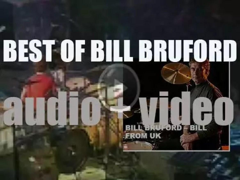 Happy Birthday Bill Bruford. 'Bill from UK'