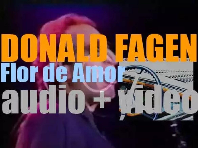 Reprise publish Donald Fagen's second solo album : 'Kamakiriad' (1993)