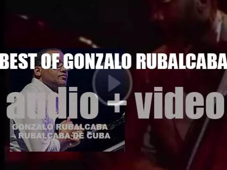 Happy Birthday Gonzalo Rubalcaba. 'Rubalcaba De Cuba'