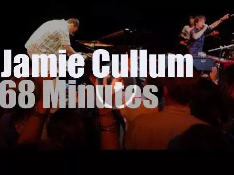 Jamie Cullum is at Brooklyn Academy of Music (2014)