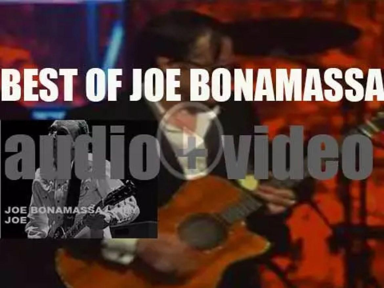 Happy Birthday Joe Bonamassa. 'Hey Joe'