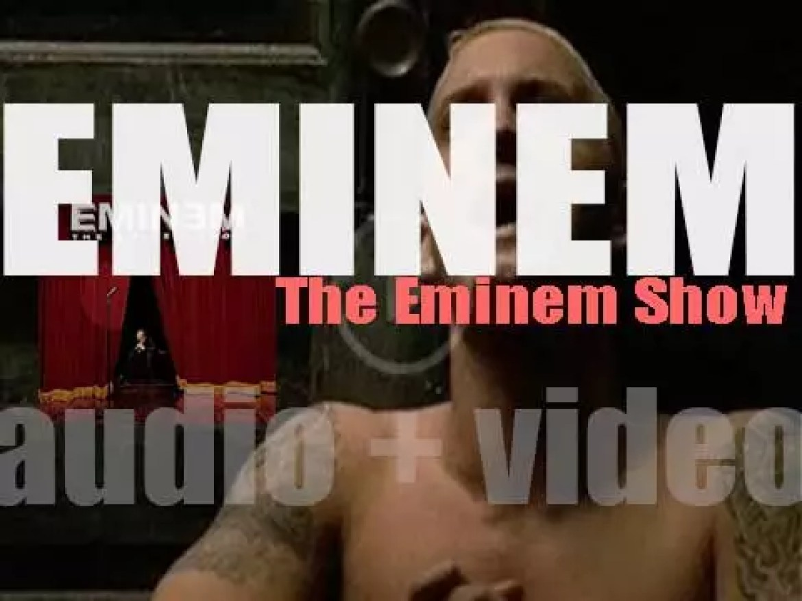 Eminem releases 'The Eminem Show,' his fourth album featuring 'Without Me' (2002)