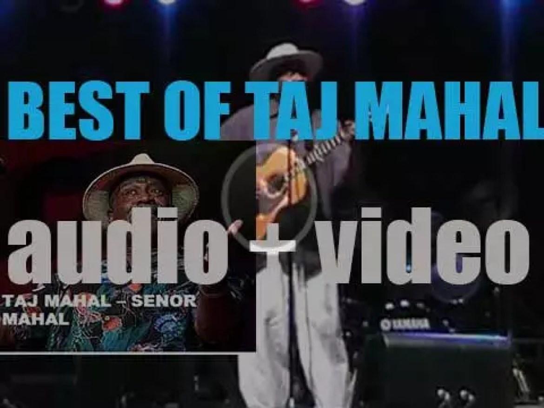 Happy Birthday Taj Mahal. 'Senor Mahal'