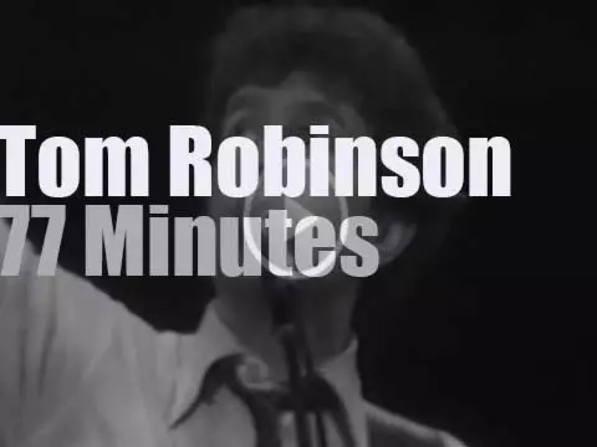 Tom Robinson is in New-Jersey (1979)