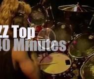 ZZ Top rocks Dortmund (1982)