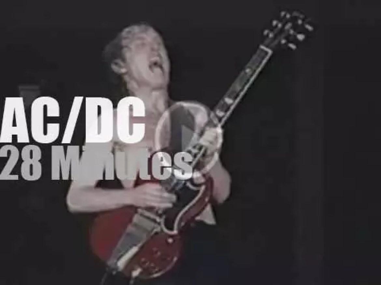 AC/DC rock Dublin (1996)