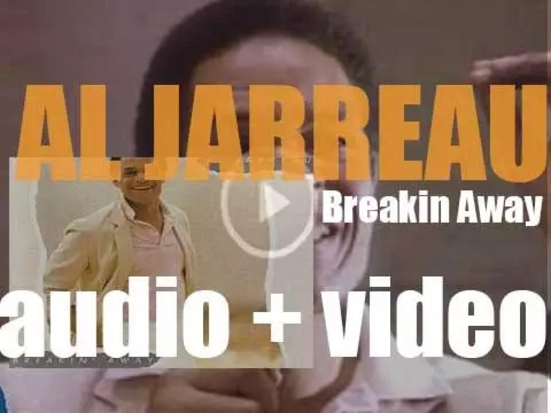 Warner Bros. publish Al Jarreau's fifth album : 'Breakin' Away' (1981)