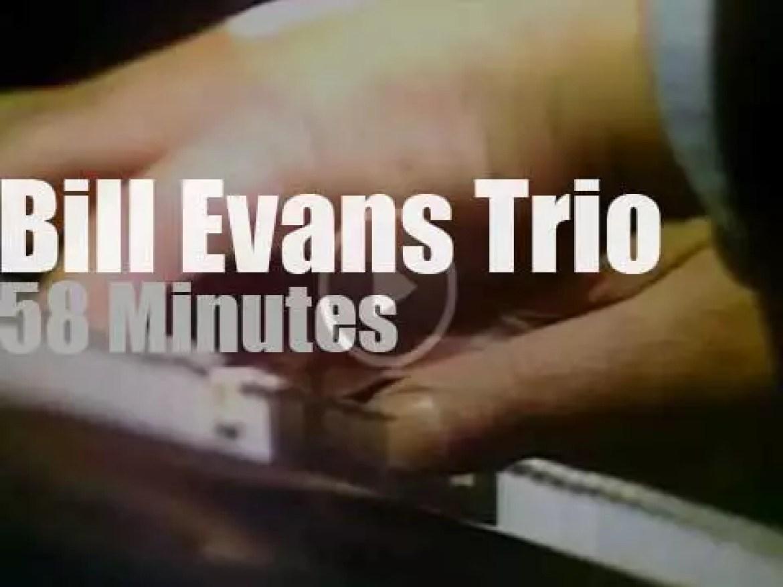 Bill Evans plays at the Maintenance Shop (1979)