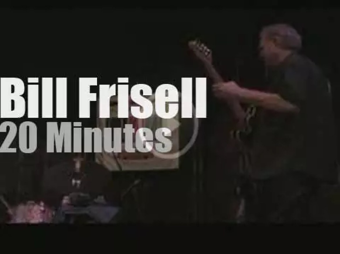 Bill Frisell plays in Rochester (2007)