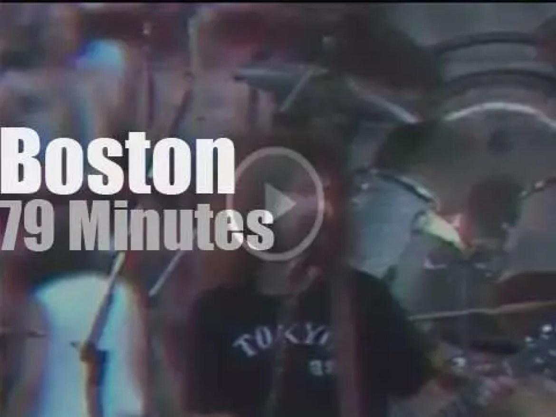 Boston  is in New-Jersey [you heard it right!]  (1979)