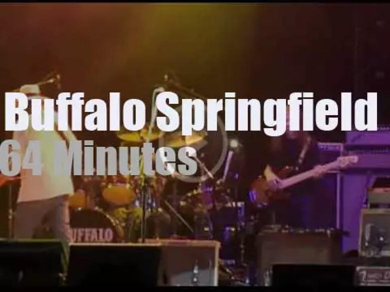 Buffalo Springfield reunites at Bonnaroo (2011)