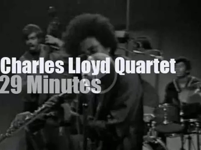Charles Lloyd, Keith Jarrett et al are on 'Jazz Casual'  (1968)