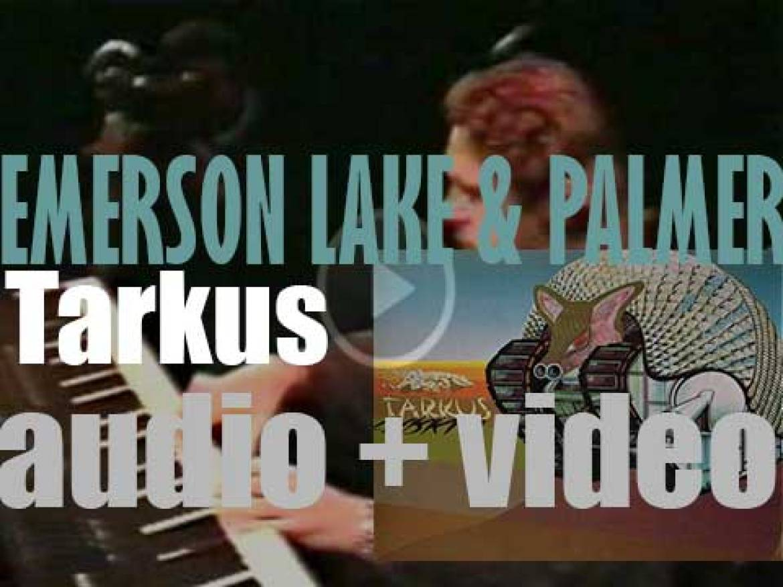 Island publish Emerson, Lake & Palmer's second album : 'Tarkus'