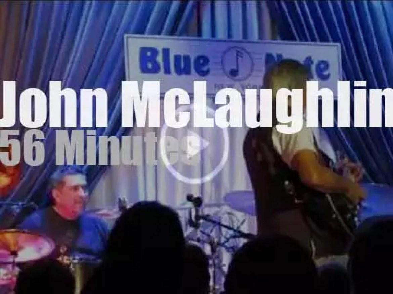 John Mclaughlin plays in NYC (2013)