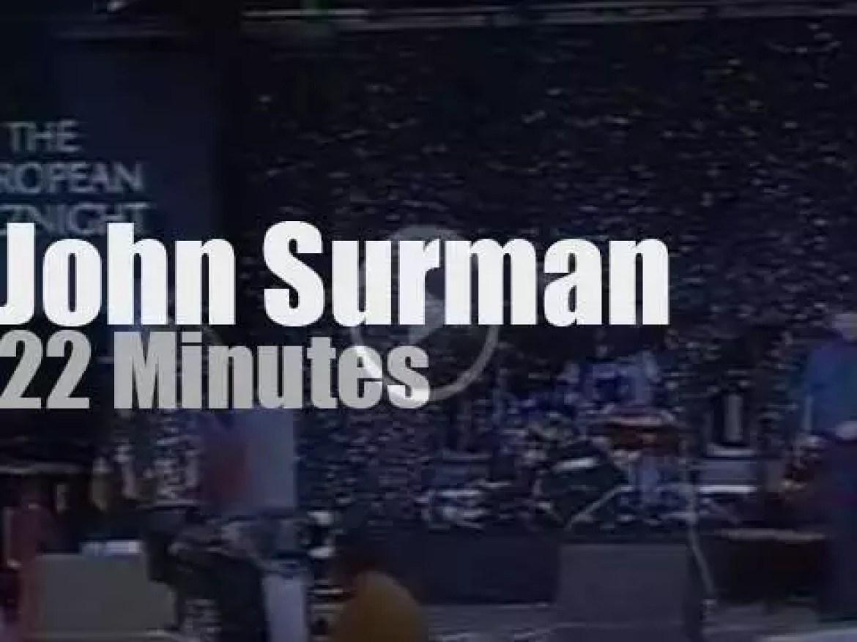 The John Surman Quartet plays in Vienna (1991)