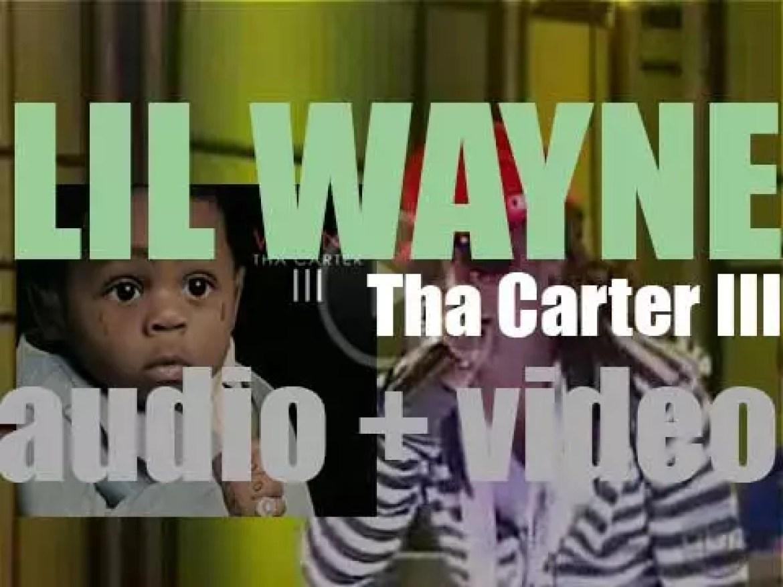 Lil Wayne releases 'Tha Carter III,' his sixth album featuring 'Lollipop' (2008)
