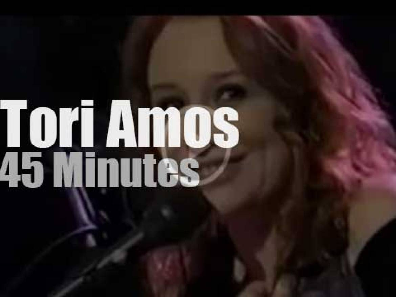 On TV today, Tori Amos Unplugged  (1996)