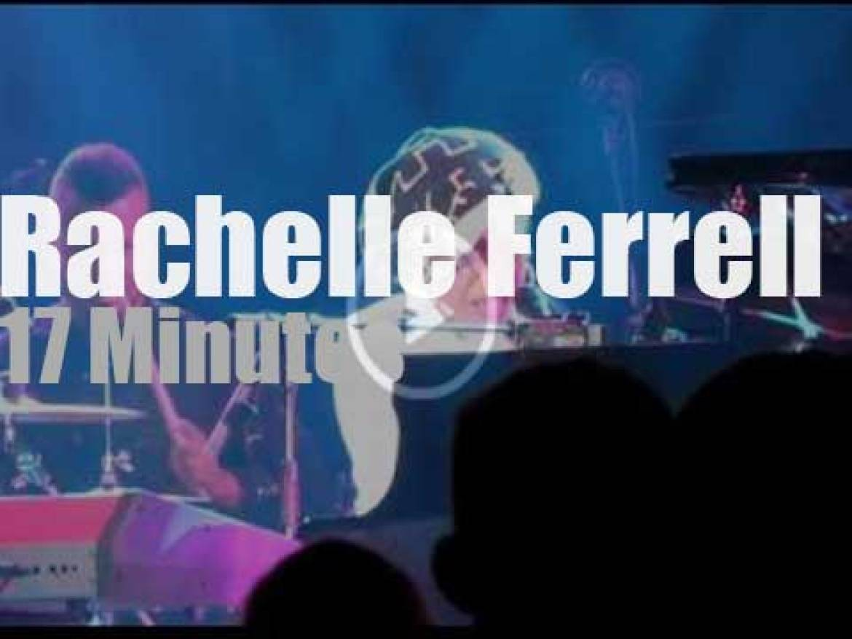 Rachelle Ferrell  serenades Hague Jazz (2011)