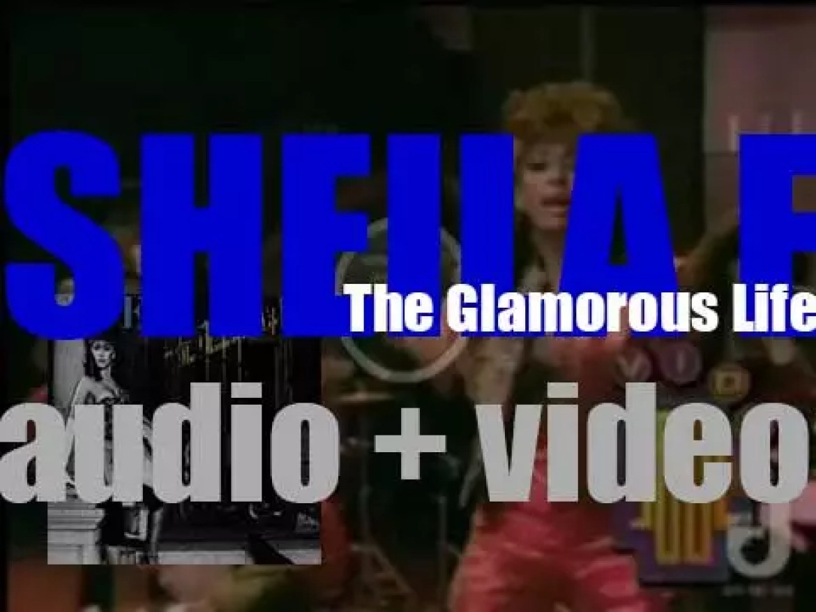 Warner Bros. publish Sheila E.'s debut album : 'The Glamorous Life' co-produced and co-written with Prince (1984)