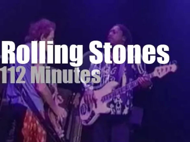 The Rolling Stones rock Munich (2003)