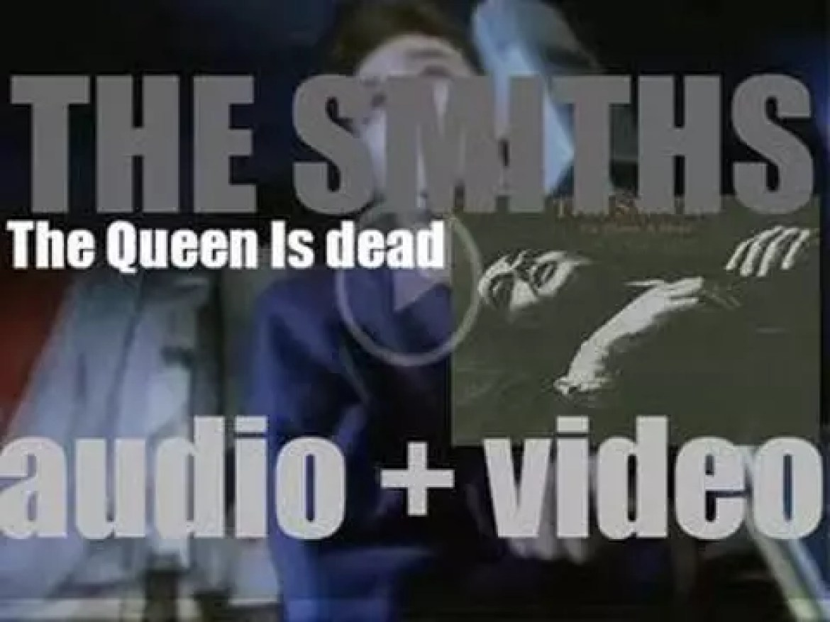 Rough Trade Records release The Smiths' third album : 'The Queen Is Dead' (1986)