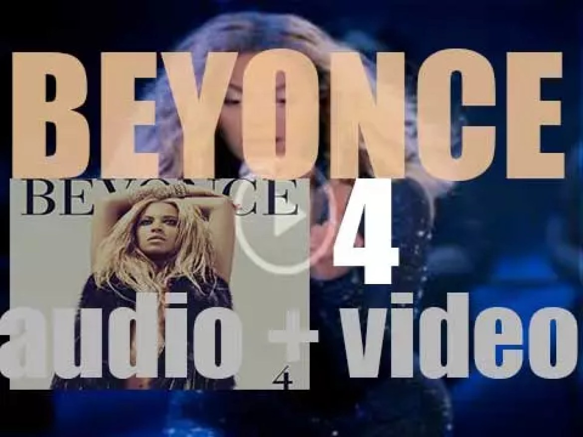 Beyoncé releases '4,'  her fourth album featuring 'Run the World (Girls)' (2011)