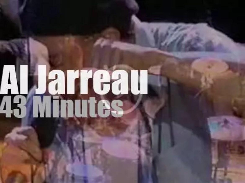 Al Jarreau sings in Munich (1998)