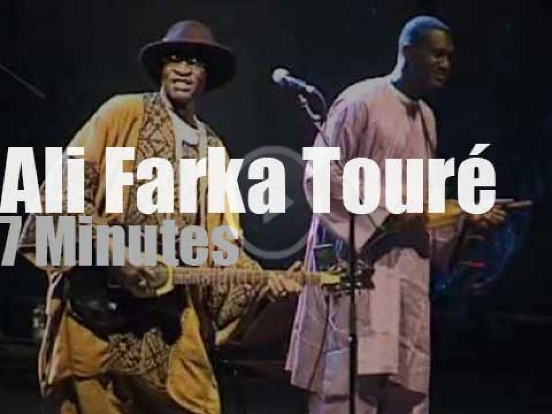 Ali Farka Toure plays in Lisbon (2005)