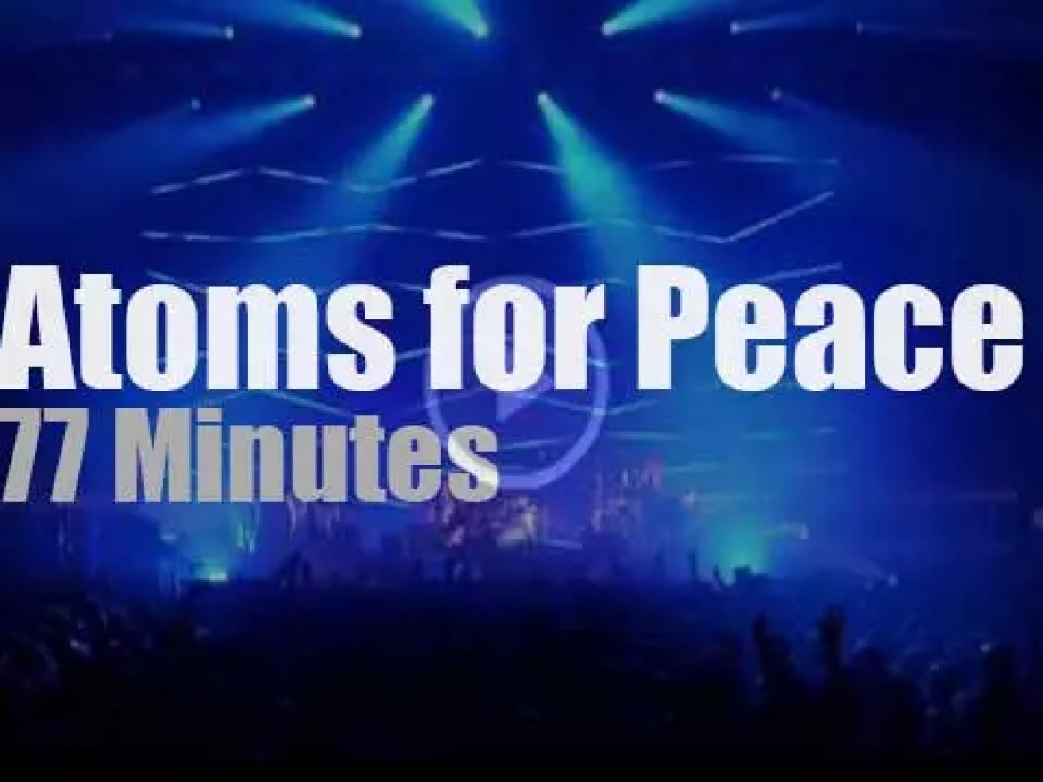 Atoms For Peace play the Roundhouse (2013)