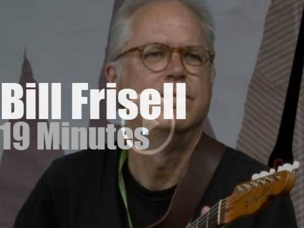 Bill Frisell takes his sextet to Romania (2013)