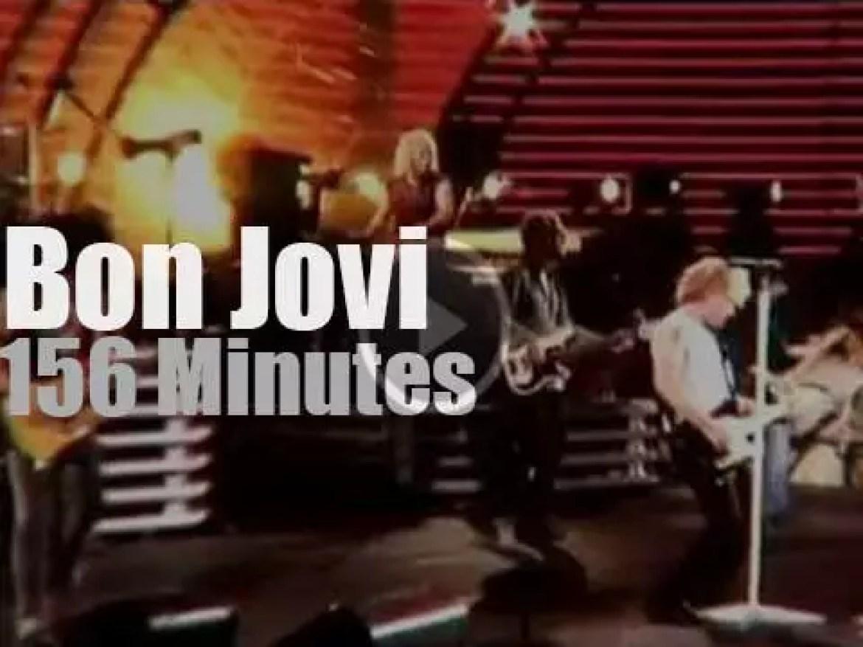 Bon Jovi are among the Giants (2006)
