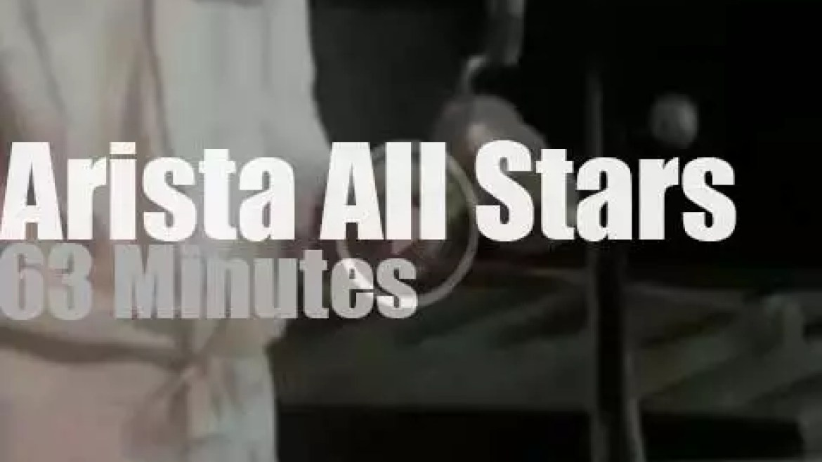 The Arista All Stars shine in Montreux (1978)