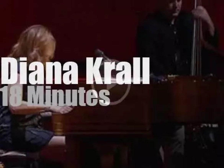 Diana Krall visits Tuscany (2013)