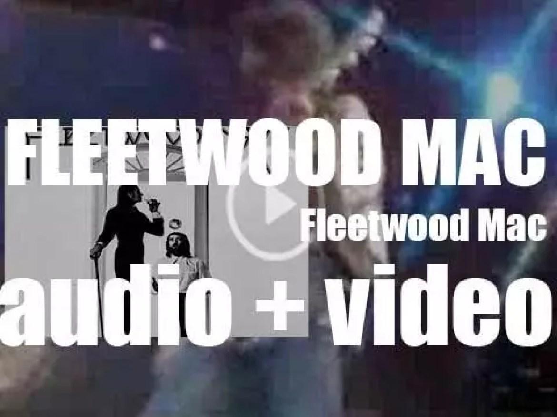 Reprise Records publish 'Fleetwood Mac,' their tenth self titled album featuring 'Rhiannon' (1975)