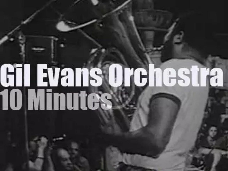 Gil Evans takes his Orchestra to Umbria Jazz (1974)