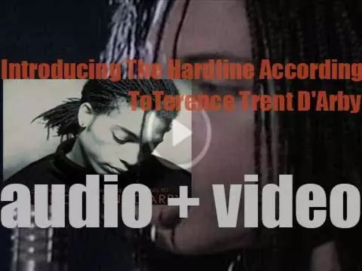 Columbia publish 'Introducing the Hardline According to Terence Trent D'Arby'  featuring 'Wishing Well' (1987)