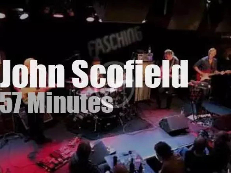 John Scofield takes the Uberjam Band to  Stockholm (2014)