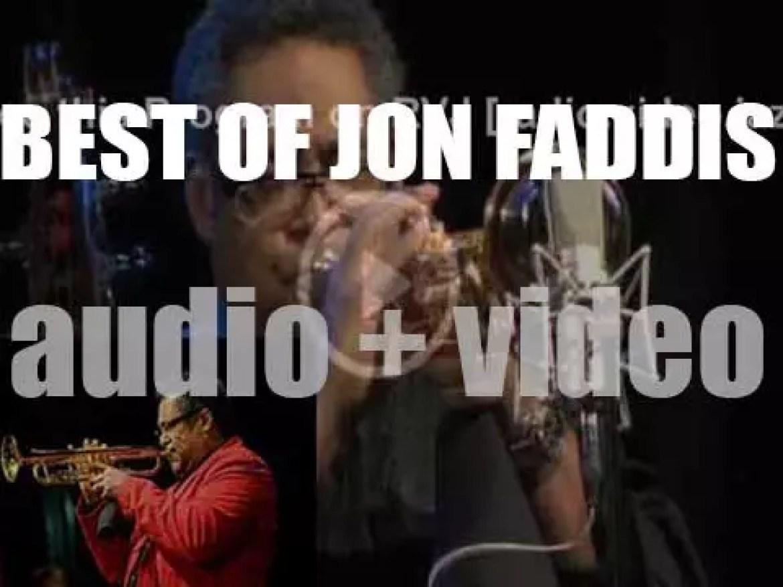 Happy Birthday Jon Faddis. 'The Dizzyple'