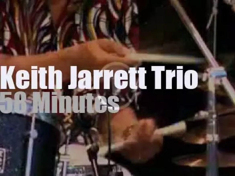 The Keith Jarrett Trio performs in Tokyo (1993)