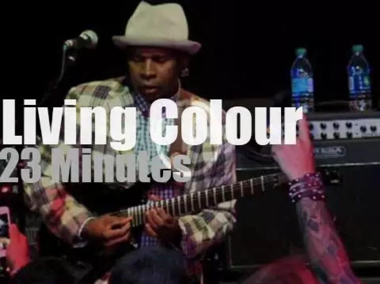 Living Colour visit Dallas (2013)