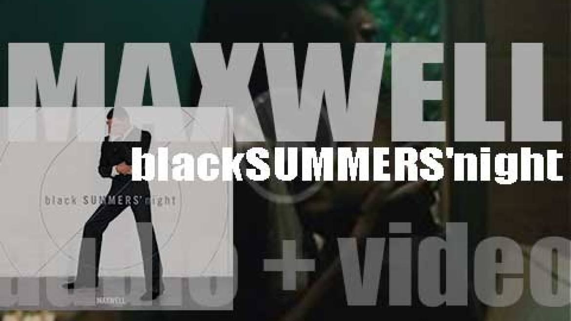 Maxwell releases his fifth album : 'blackSUMMERS'night' (2016)