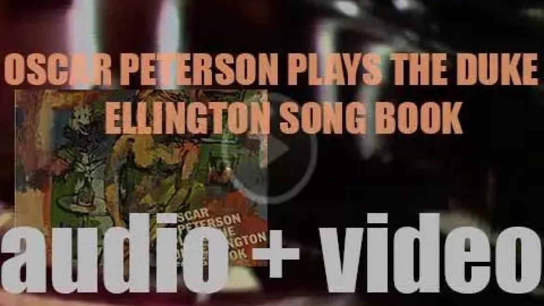 Verve tape 'Oscar Peterson Plays the Duke Ellington Song book' (1959)