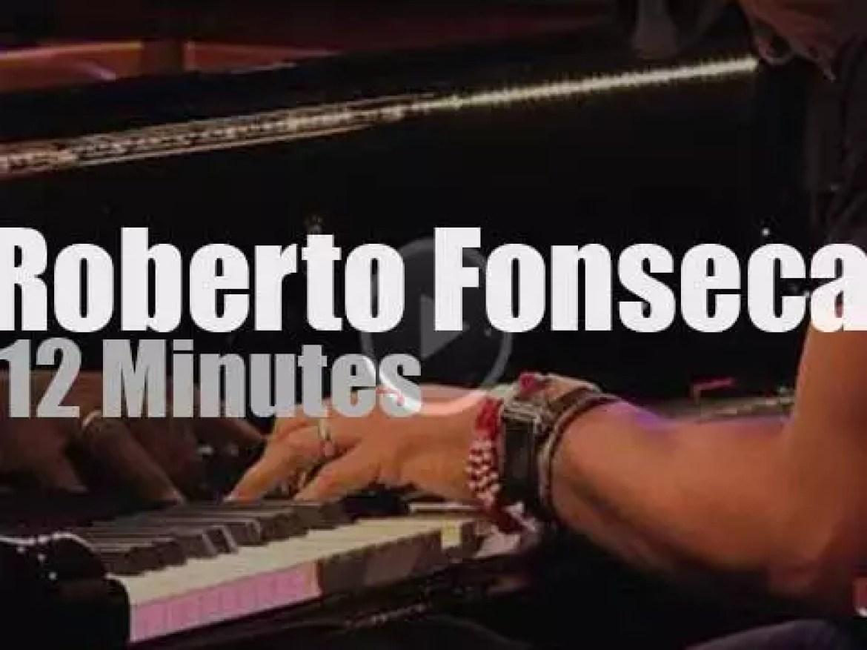 "Roberto Fonseca plays at ""Jazz in Marciac"" (2013)"