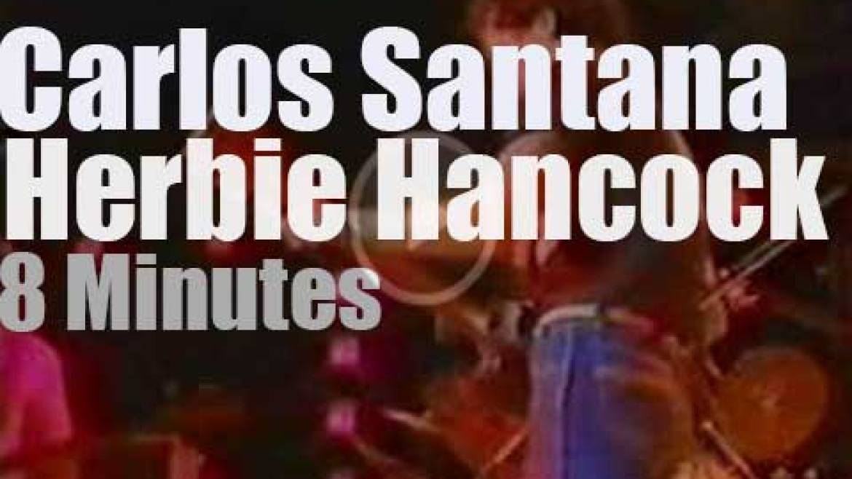 Santana meets Hancock in Tokyo (1981)