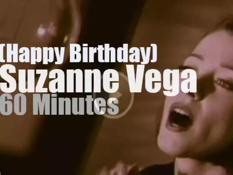 Happy Birthday Suzanne Vega