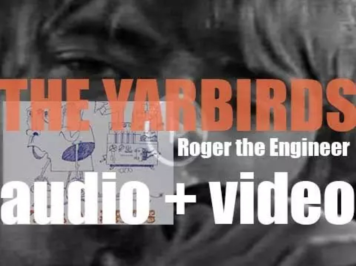 Columbia publish The Yardbirds' album : 'Roger the Engineer' featuring 'Over Under Sideways Down' (1966)